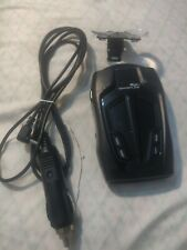 Whistler Z-19r+ Radar Detector with text display  (Never Used) Many functions