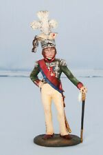 Hand Painted Metal Figure French Napoleonic Lancer Soldier 90mm Waterloo