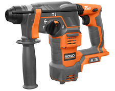 Cordless 18-Volt 7/8 in. SDS-Plus Rotary mechanical clutch handle Hammer drill