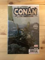 Conan The Barbarian 5 2019 Esad Ribic Main Cover 1st Print Marvel Comics NM