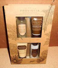 La Bella Provincia - Scented (Coconut Lime) Body Care Gift Set [VHTF] (NIB)