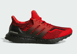 Adidas Ultraboost DNA 5.0 Scarlet Black Core Gradient H01014 Size 8-13 New DS