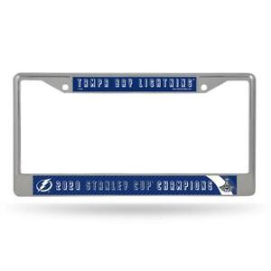 Lightning Tactics License Plate Frame tag Frame Personalized ,Personalized Gift for Men//Women 12/×6 inches Chrome Metal