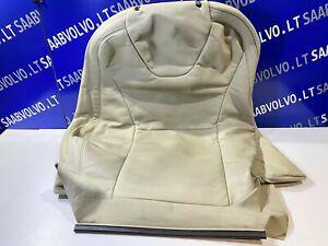 VOLVO XC60 2009-2014 Front Left Seat Upholstery Beige 39819118 2012 11736844