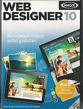 MAGIX Web und Desktop Publishing Software