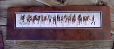 Bev Doolittle Art OOP HB Book with Her Best Art Print Collection w/2 Big Posters