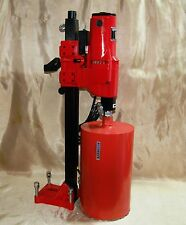 """NEW 10"""" Z-1 CORE DRILL 2 SPD W/ STAND CONCRETE CORING by BLUEROCK® Tools"""
