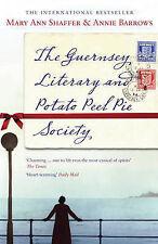 The Guernsey Literary and Potato Peel Pie Society, Mary Ann Shaffer, Annie Barro