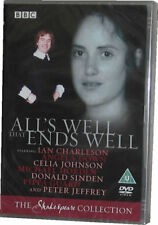 All's Well That Ends Well BBC Shakespeare DVD - Sealed