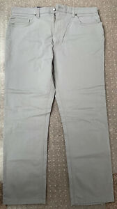 Marks & Spencer, Blue Harbour Men's Trousers, Chinos 36, Leg 29, Soft Touch NEW