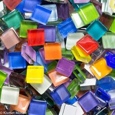 Krystal 10mm Tile Mixed Colors