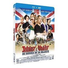 ASTERIX ET OBELIX AU SERVICE DE SA MAJESTE - Combo BLU RAY - DVD