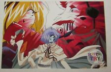 Slayers Try COLLECTIBLE POSTCARD