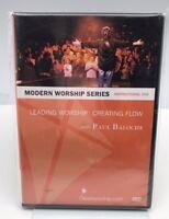 Modern Worship Series: Leading Worship: Creating Flow DVD - New