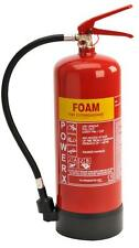 FIRE EXTINGUISHER 6LTR FOAM Personal Protection & Site Safety - JB88684