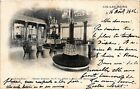 CPA Aix-les-Bains - Grand Cercle ,foudé en 1824 - Hall des Mosaiques (352304)