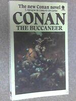 Conan The Buccaneer by Sprague De Camp & Carter, L. & Lin Book The Fast Free