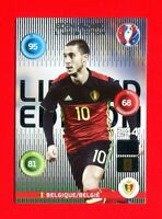 EURO FRANCE 2016 - Adrenalyn Panini - Card Limited Edition - HAZARD - BELGIE