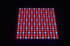 LAMPADA LED PER COLTIVAZIONE CRESCITA DI PIANTE INTERNO PANNELLO GROW 45W B7A1