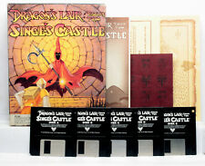 DRAGON'S LAIR ESCAPE FROM SINGE'S CASTLE COMMODORE AMIGA Ed. AMERICANA PS1 66374