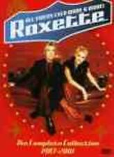 Roxette: All Videos Ever Made and More - Complete Collection (DVD, 2001)