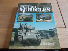 L007 - Standard Catalog of US Military vehicles, 2ème édition