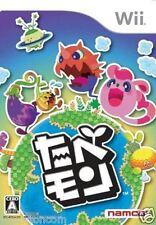 Used Wii Tabemon   Nintendo JAPAN JP JAPANESE JAPONAIS IMPORT