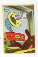 figurina - LAMPO TOPOLINO E PAPERINO - numero 253