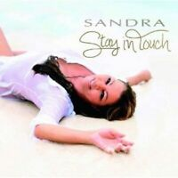 SANDRA - STAY IN TOUCH  CD  11 TRACKS INTERNATIONAL POP   NEW