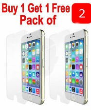 New Genuine Ultra Hard Tempered Glass Screen Protector Saver for iPhone 7 Plus