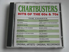 Chartbusters - Hits Of The 60s & 70s (CD Album) Used Very Good