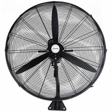 Wall Mounted Fan Heller 75cm Oscillating Commercial/Industrial 3 Speed Setting