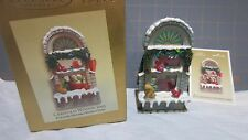 "2003 Hallmark QXC3003 ""Christmas Window #1"" Ornament"