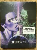 Lifeforce Limited Edition Steelbook (Bluray)