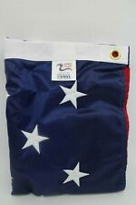 Eder Flag Manufacturing 5' x 8' Nylon American Flag