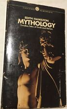 MYTHOLOGY by Edith Hamilton (1969) Signet illustrated pb