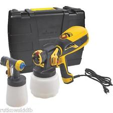 120V Wagner Flexio 590 Paint Sprayer I-Spray Nozzle That Sprays All Coatings