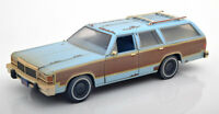 TERMINATOR 2 FORD LTD COUNTRY SQUIRE 1979 1:18 SCALE MODEL IDEAL DISPLAY PIECE