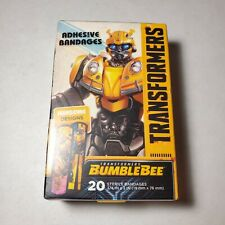 Transformers BumbleBee Band Aids Box 20 Band aids New