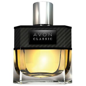 Avon Classic Eau de Toilette Spray for him 75 ml New Boxed Aftershave Very rare