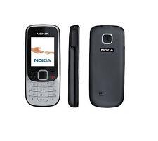 Handy Nokia 2330 classic Deep Black Schwarz Mit Branding Ohne Simlock NEU