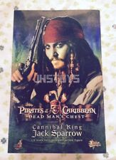 Hot Toys 1/6 Pirates of the Caribbean Cannibal King Jack Sparrow MMS57
