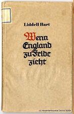 Wenn England zu Felde zieht v. Liddell Hart 1937 Voggenreiter