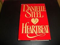 Heartbeat by Danielle Steel 1991 Hardcover Book Club 1st Edition Excellent