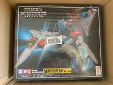 Transformers Masterpiece MP-52 STARSCREAM Ver.2.0 Takara Tomy NEW