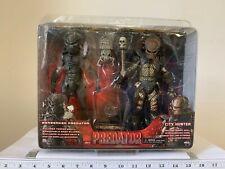 NECA Predator Figures 2-Pack Berserker and City Hunter set