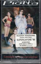 MUSICASSETTA PIOTTA SUPERCAFONE 1999   MUSICAL CASSETTE NEW SEALED