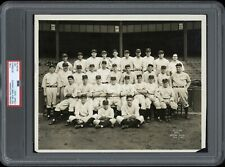Ruth & Gehrig 1931 Yankees Team Type 1 Original Photo PSA/DNA Crystal Clear!