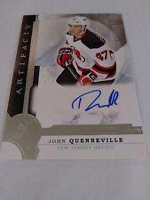 John Quenneville 2016-17 Artifacts Rookie Redemption XIX Auto /135 Devils