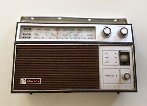 Vintage Murphy MV5660 Radio Retro